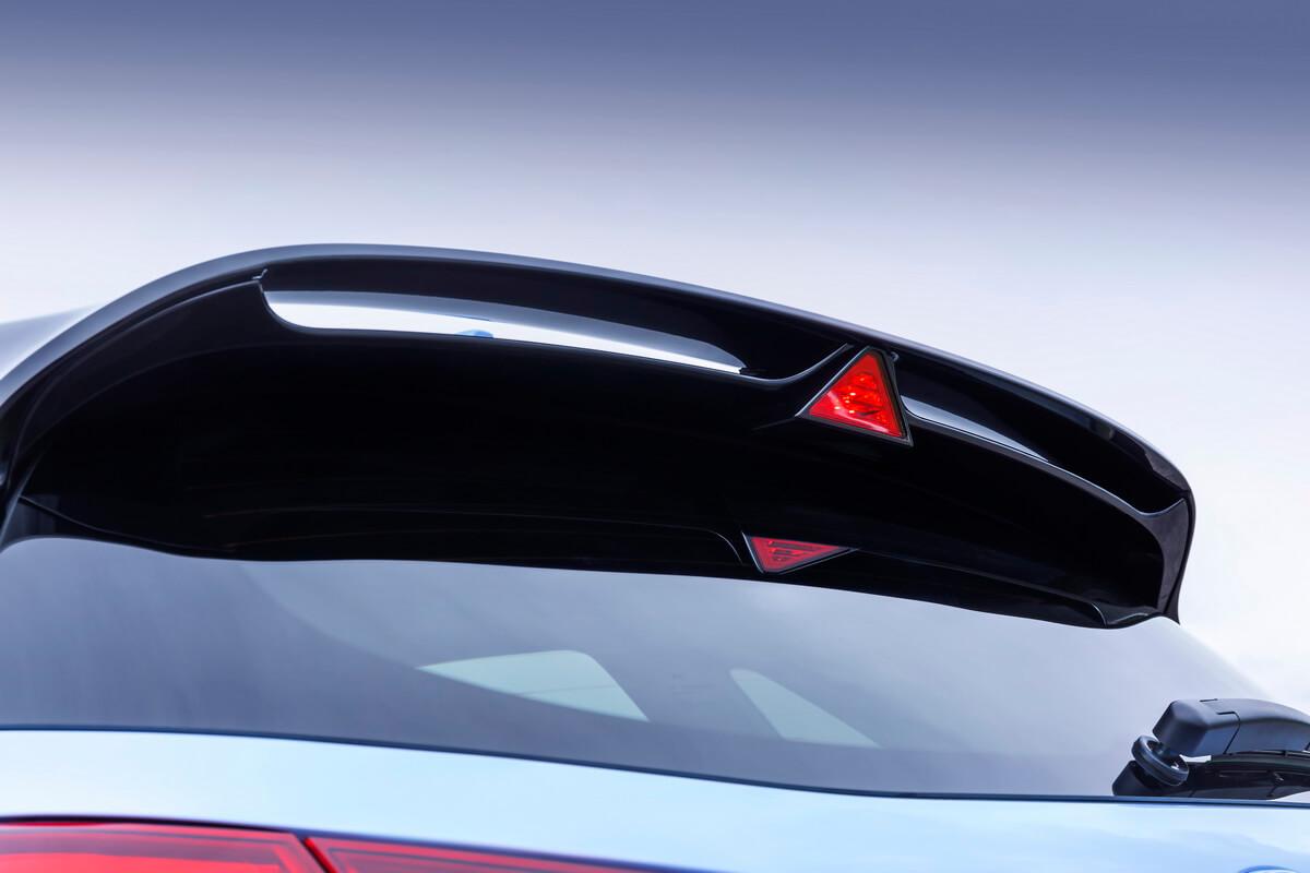 Hyundai i30 N spoiler