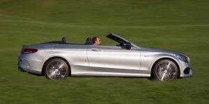 Essai Mercedes AMG C43 Cabriolet 4Matic