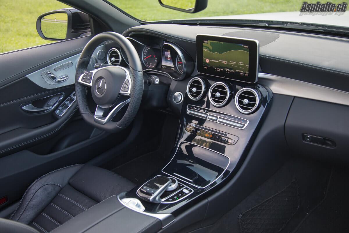 Essai Mercedes C43 AMG Cabriolet