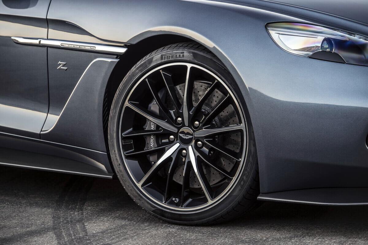 Aston Martin Vanquish Zagato Volante jante