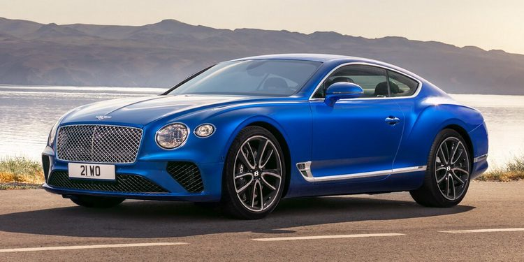 Bentley Continental GT mk3
