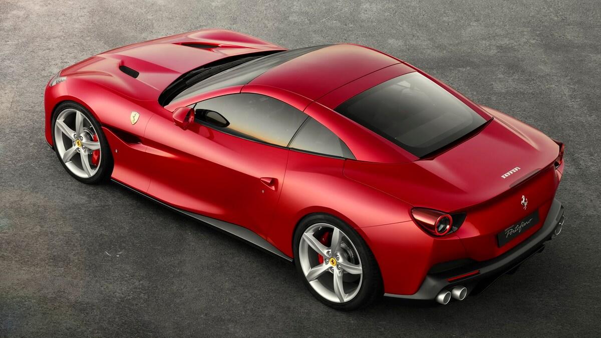 Ferrari Portfofino