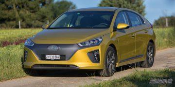 Essai Hyundai IONIQ Electrique