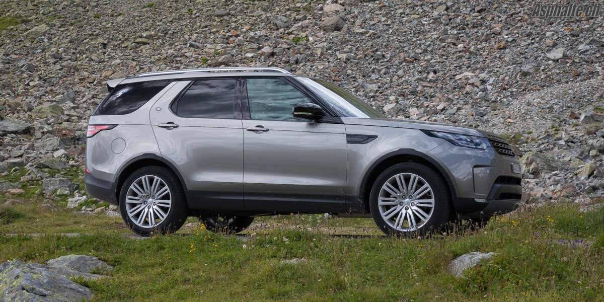 Essai Land Rover Discovery HSE Luxury 3.0 TDV6
