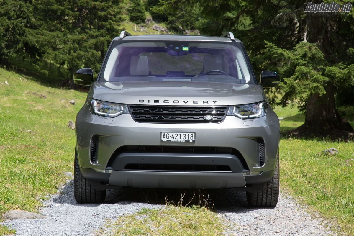 Essai Land Rover Discovery 3.0 TDV6 HSE Luxury