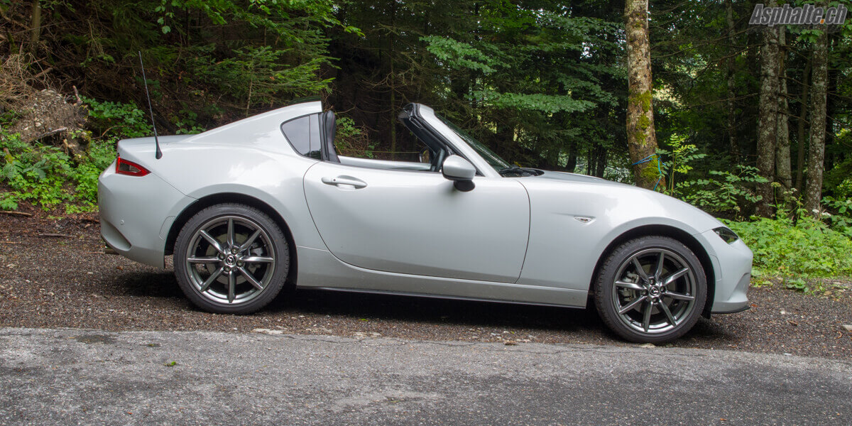 Essai Mazda MX-5 RF ND Ceramic White