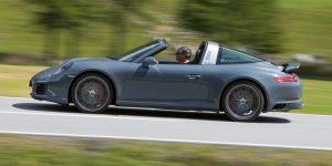 Essai Porsche 991 Targa 4S
