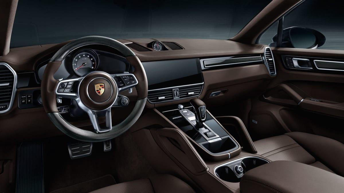 Porsche Cayenne La Passe De Trois Page 2 Asphalte Ch