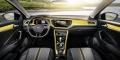 VW T-Roc tableau de bord