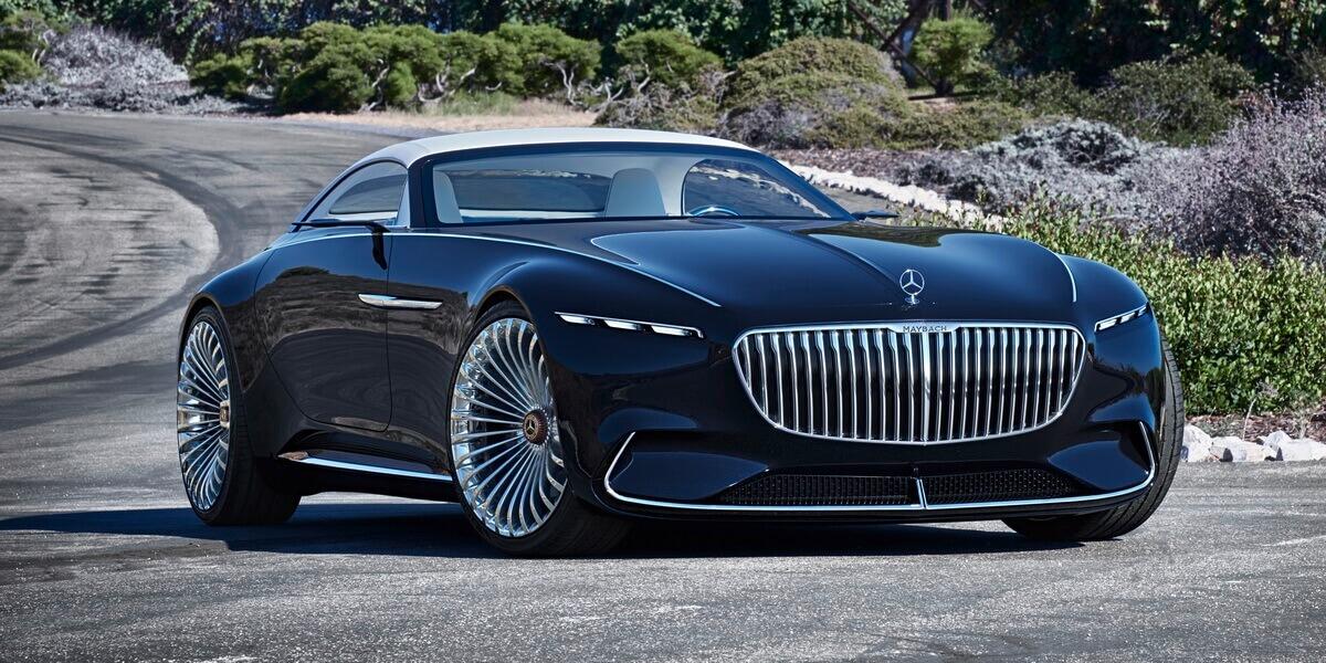 Cadillac Ciel Price >> Mercedes-Maybach Vision 6 Cabriolet - Asphalte.ch