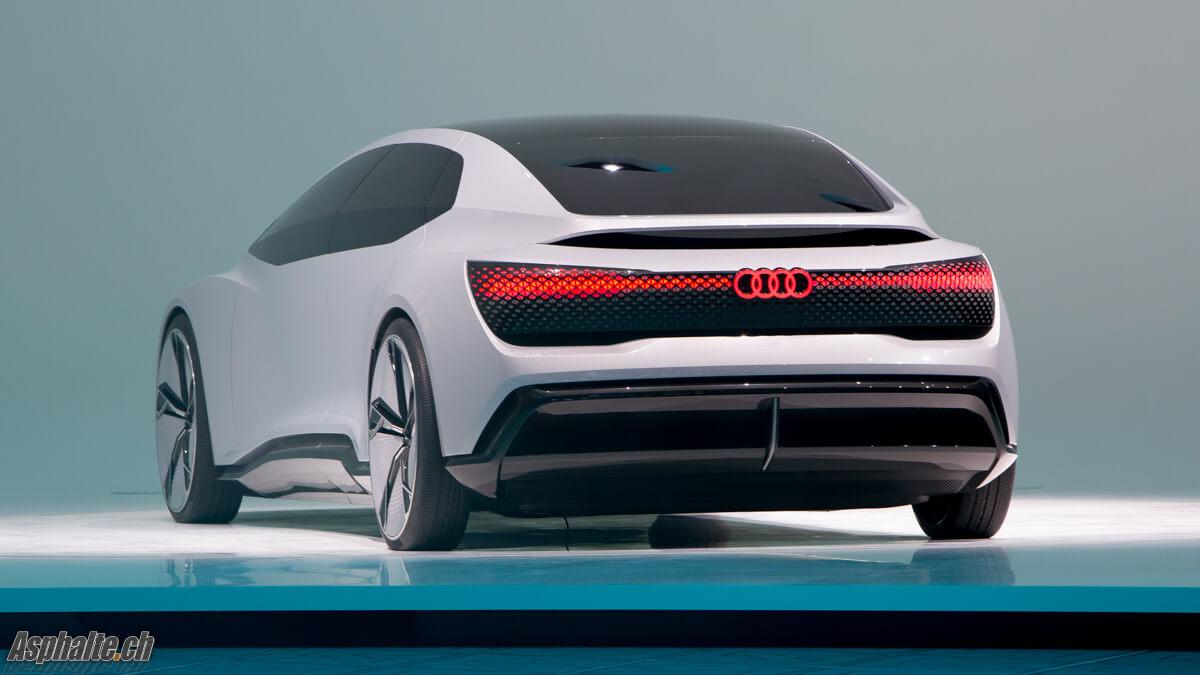 Audi Aicon Concept IAA 2017 Francfort