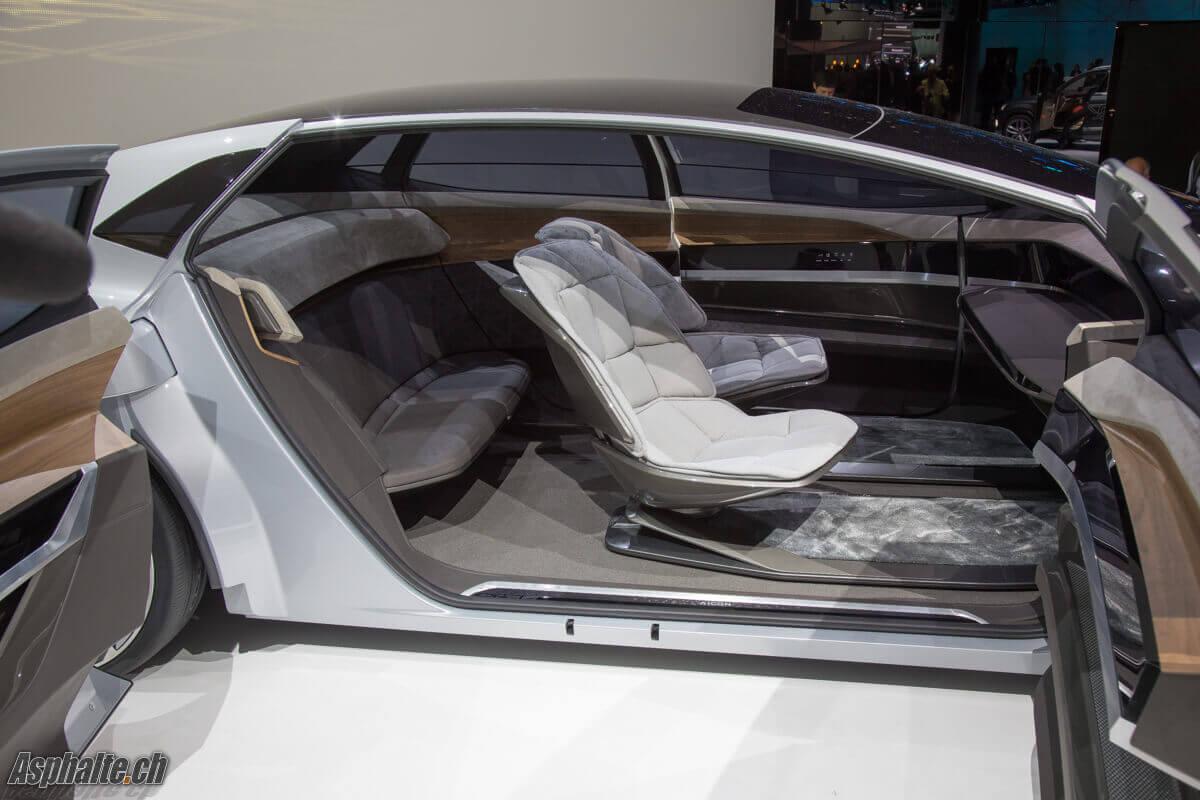 Audi Aicon intérieur