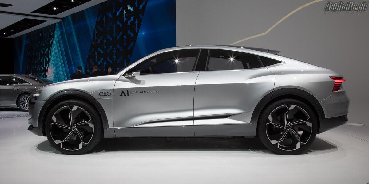 Audi Elaine e-tron Sportback Concept