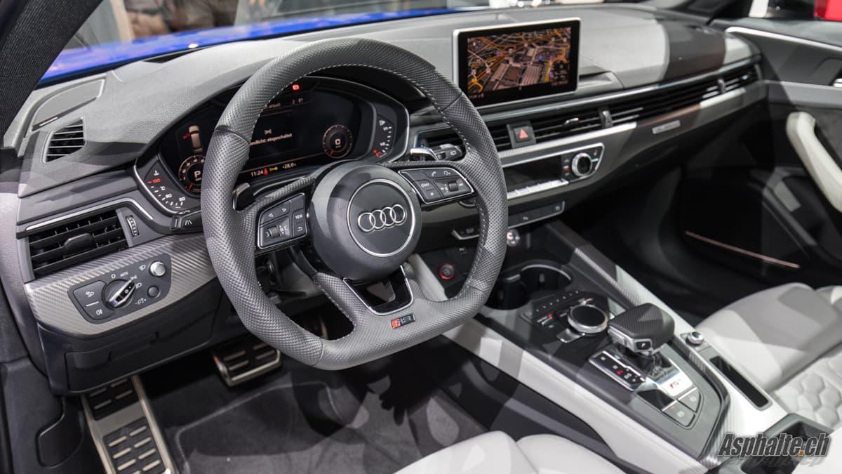 Audi RS4 Avant type B9