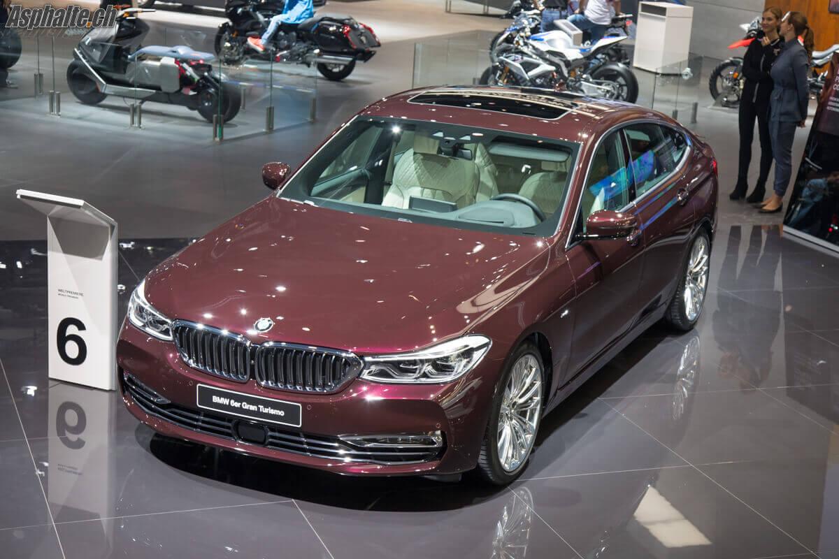 BMW Série 6 Gran Turismo Luxury Line