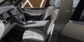BMW X7 Concept sièges avant
