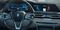 BMW Concept X7 iPerformance compteurs