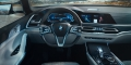 BMW Concept X7 iPerformance tableau de bord