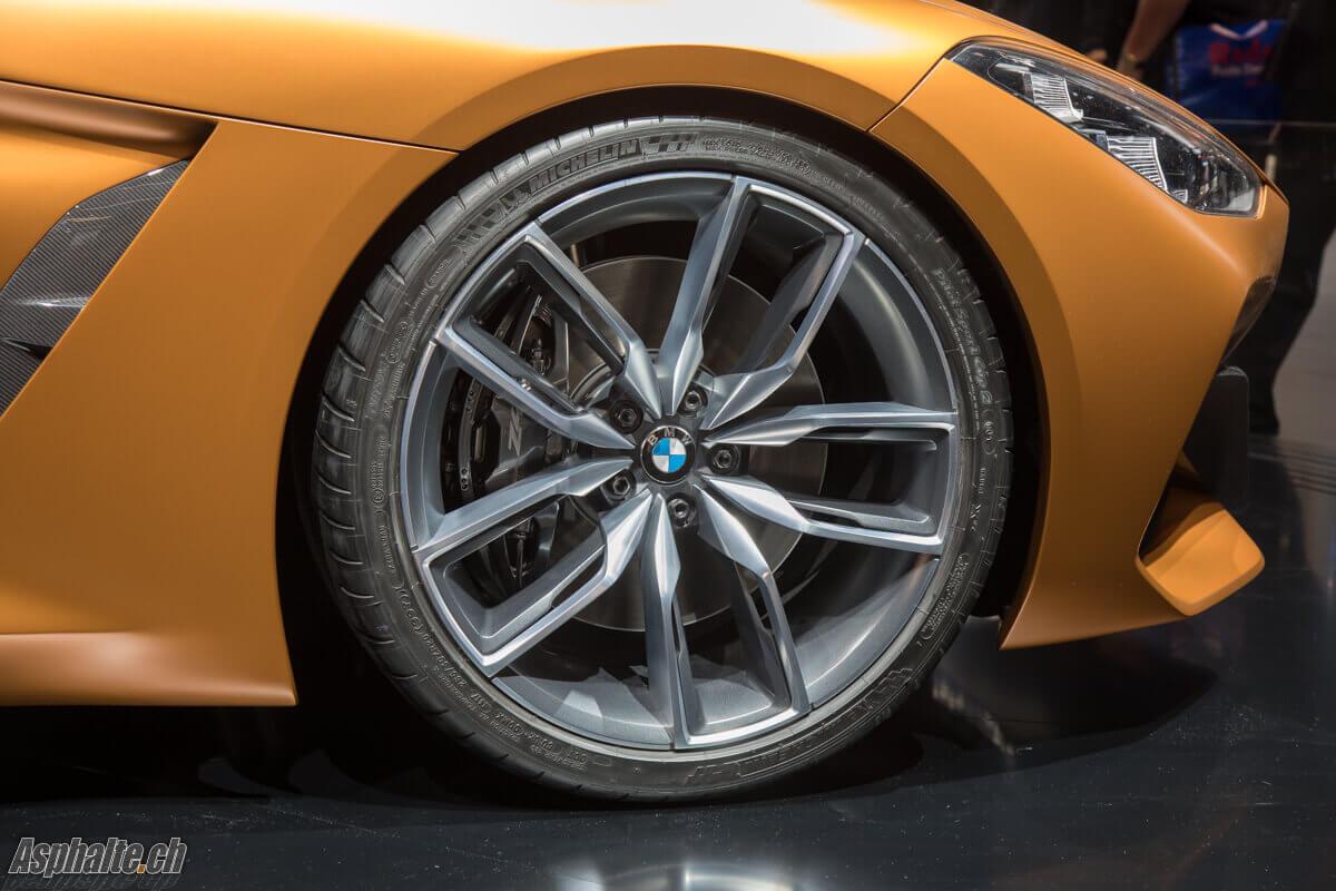 BMW Z4 Concept IAA 2017 jante