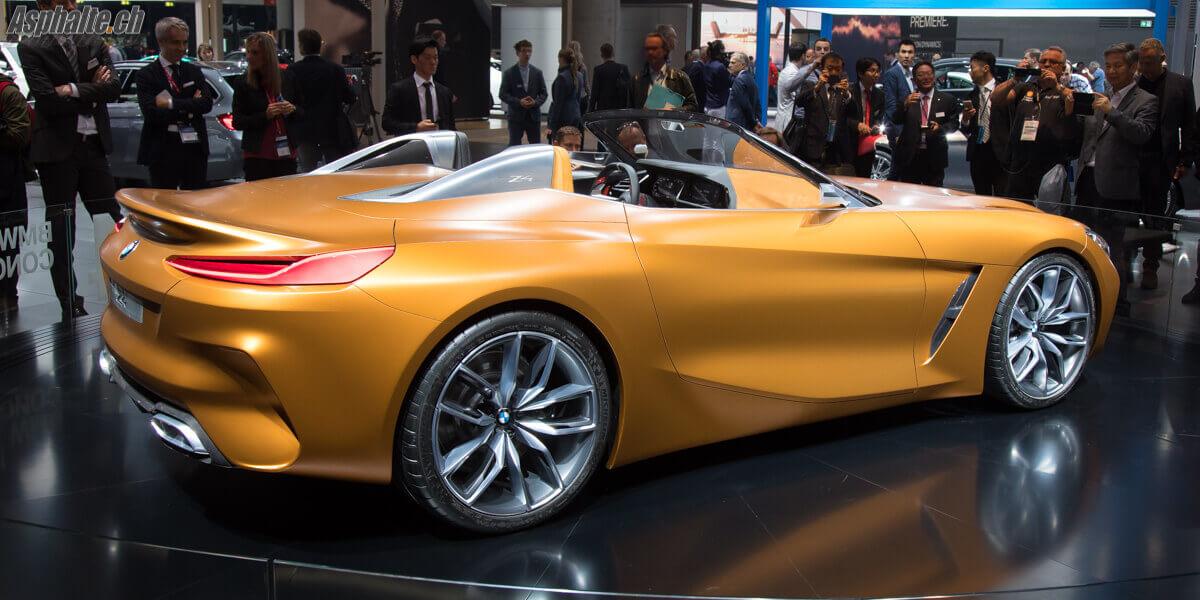 BMW Concept Z4 IAA 2017