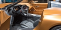 BMW Z4 Concept IAA 2017 intérieur