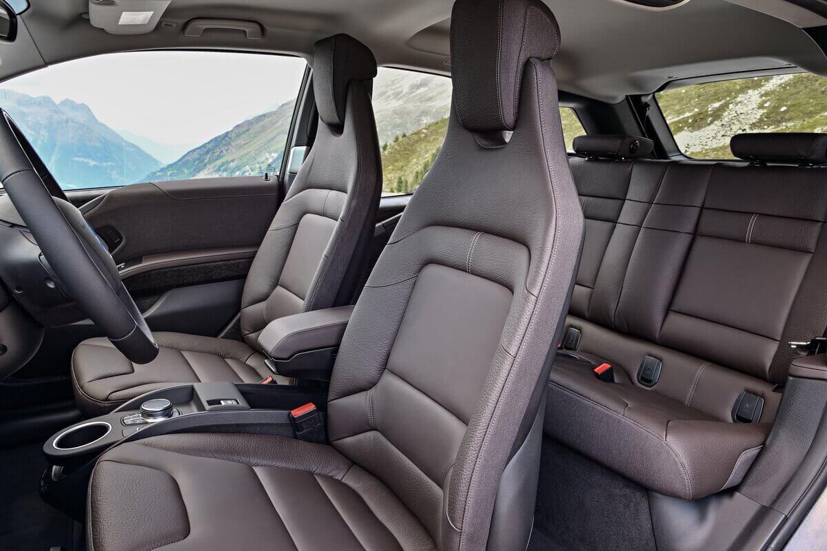 BMW i3s intérieur