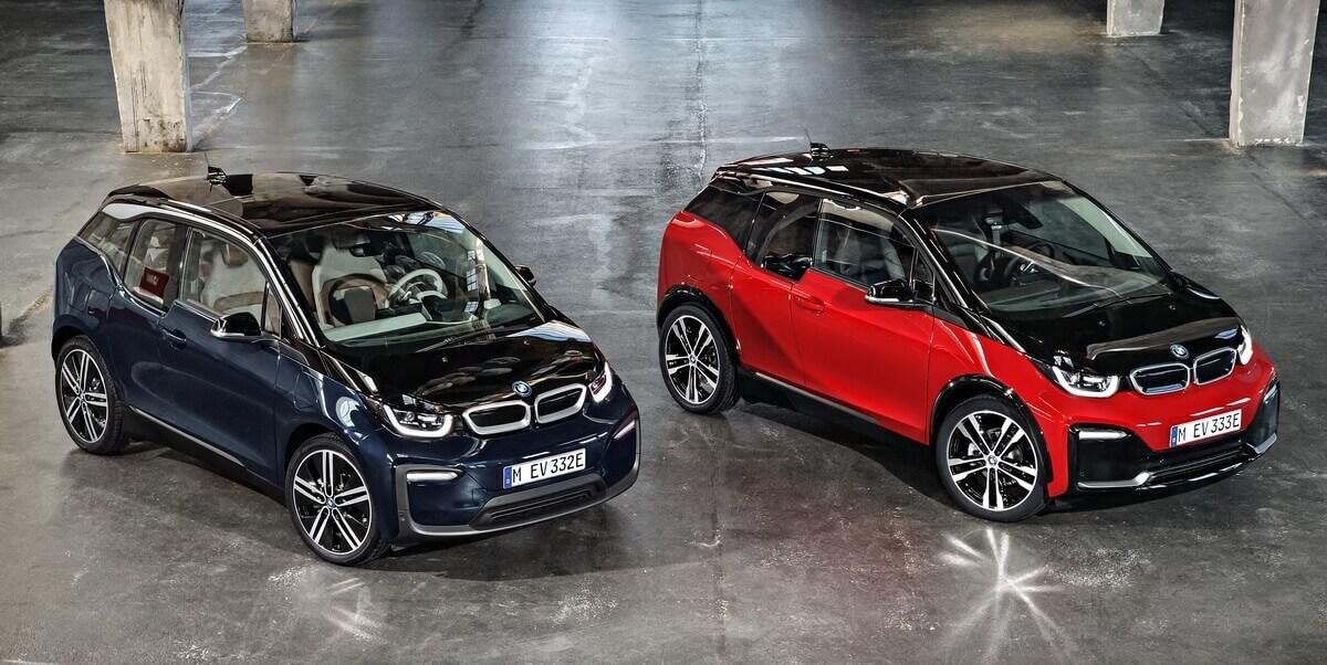 BMW i3 i3s 2018