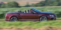 Essai Bentley Continental GT Convertible V8S