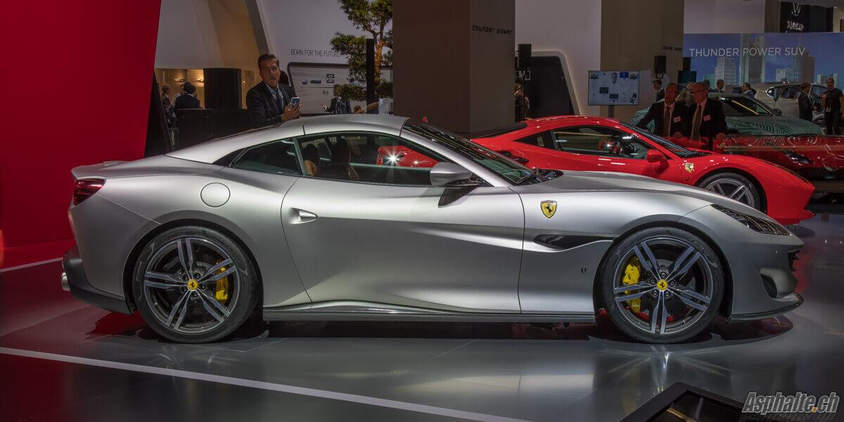 Ferrari Portofino Grigrio