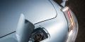 Jaguar E-Type Zero Electrique prise de charge