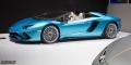 Lamborghini Aventador S Roadster Blu Aegir