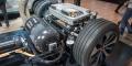 Mercedes GLC F-Cell réservoir H2 batterie