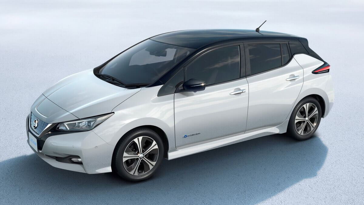 Nissan Leaf 2 2018