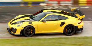 Porsche 911 GT2 RS: Record