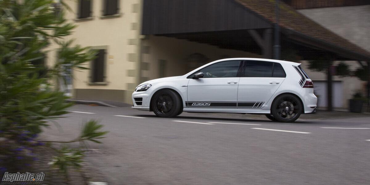 Essai VW Golf 7 R 360S