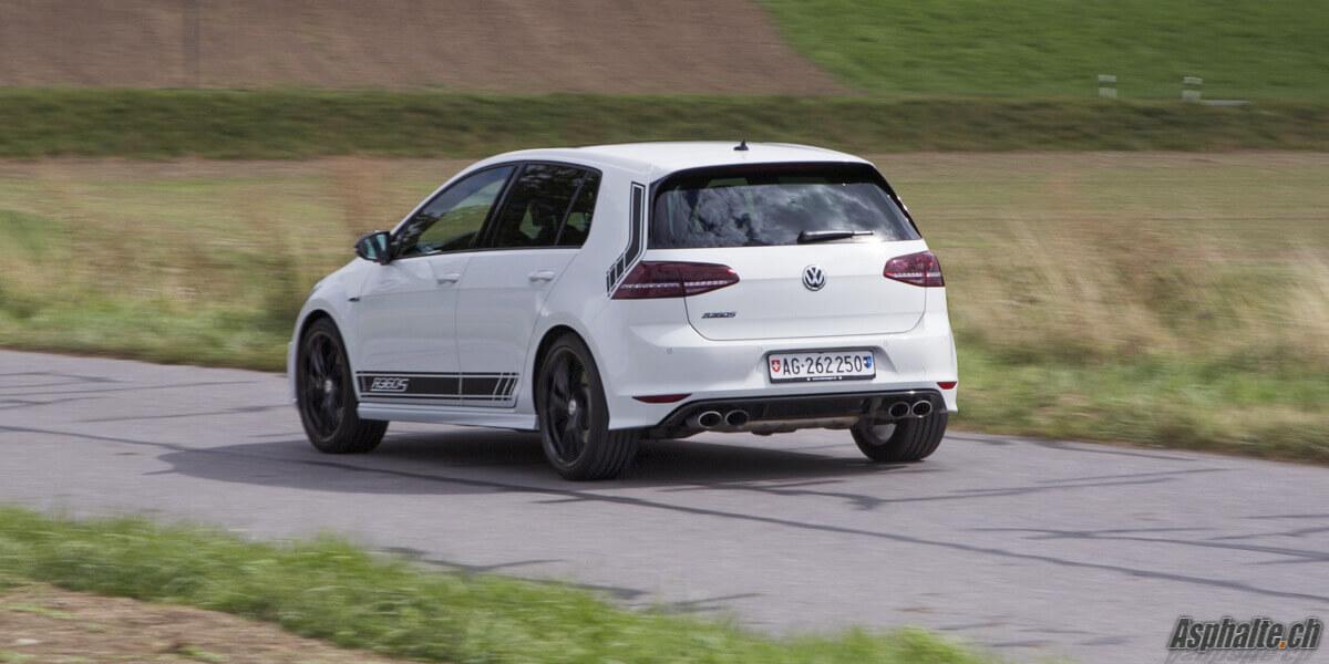 Essai VW Golf VII R 360 S