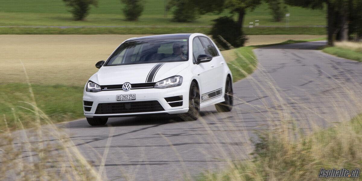 Essai VW Golf VII R 360S