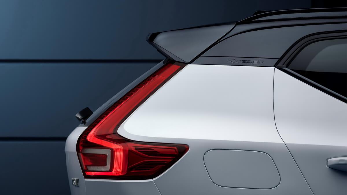 Volvo XC40 phare arrière