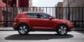 Volvo XC40 rouge