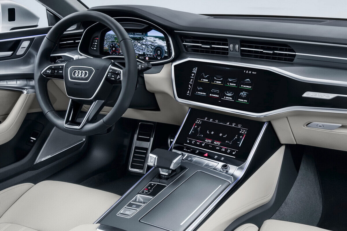 Audi a7 sportback for Interieur trendkleuren 2018
