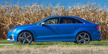 Essai Audi RS3 8V Berline Phase 2
