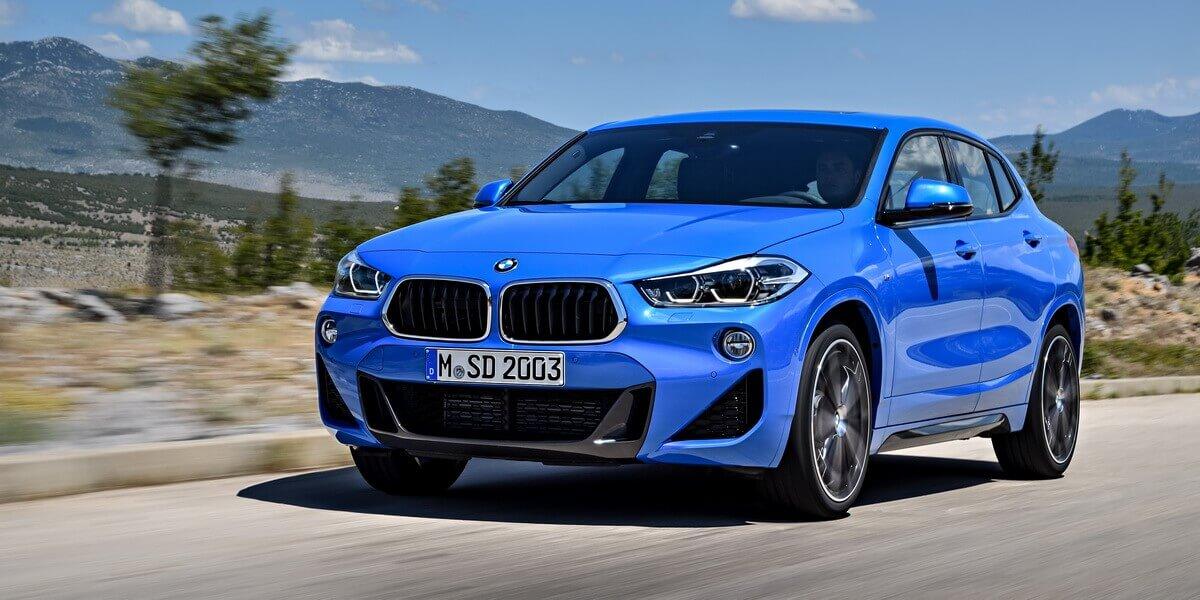 BMW X2 M Sport