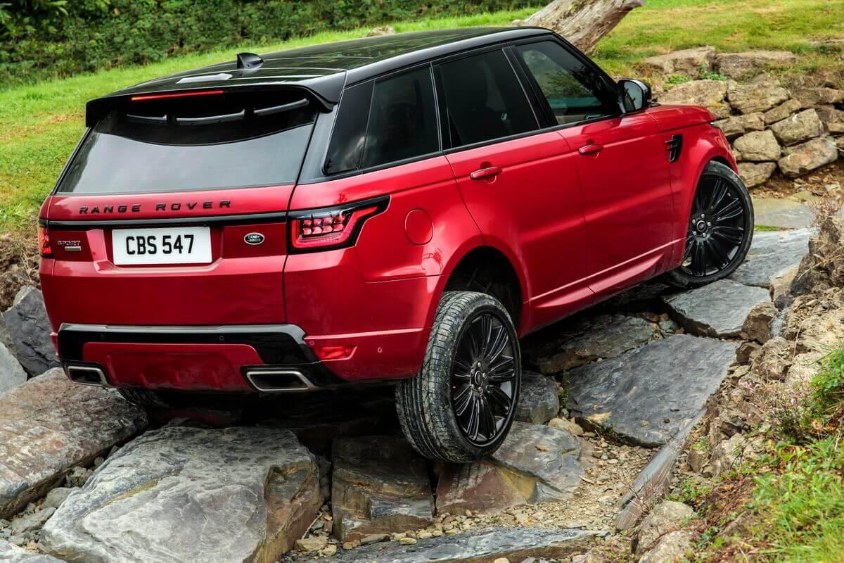 Range Rover Hybride 2018 : range rover sport 2018 hybride svr ~ Medecine-chirurgie-esthetiques.com Avis de Voitures