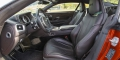 Essai Aston Martin DB11 V12 sièges