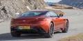 Essai Aston Martin DB11 Furka Pass