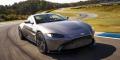 Aston Martin Vantage Lime Argent Tungstene