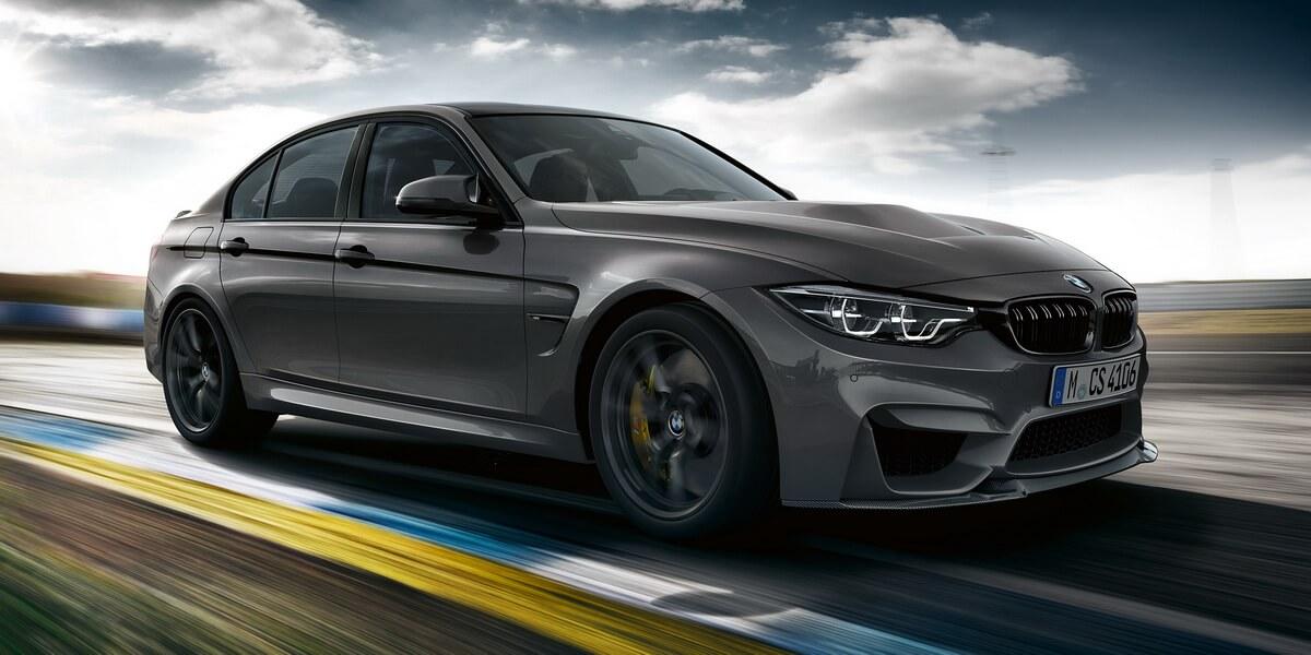 BMW M3 CS F80 2018