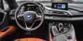 BMW i8 roadster intérieur