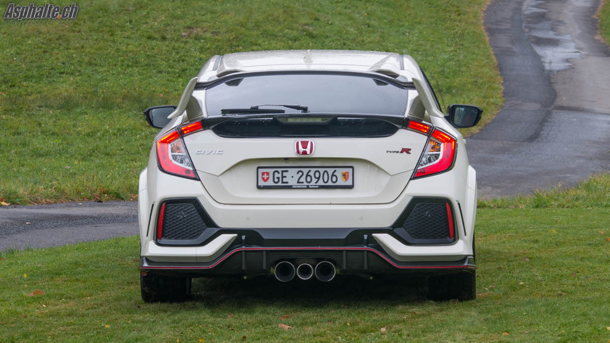 Honda Civic Type R FK8