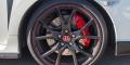 Essai Honda Civic Type R jante